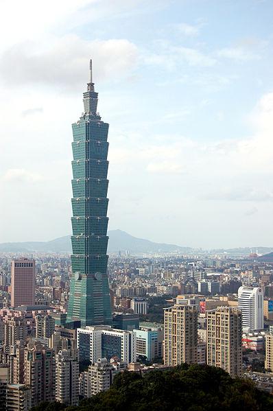 File:Taipei 101 from Elephant Peak, Taiwan (5235189162).jpg