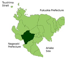 Takeo in Saga Prefecture.png