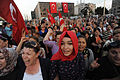 Taksim square peaceful protests. Events of June 16, 2013-2.jpg