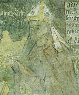 Thomas II, Archbishop of Esztergom