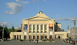 Tampereen Teatteri – Wikipedia