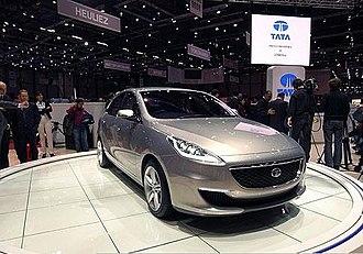 Tata Motors Cars - The Tata Pr1ma concept car