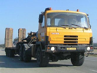 Tatra 815 - Image: Tatra 1021