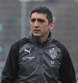 Tayfun Korkut Turkish footballer