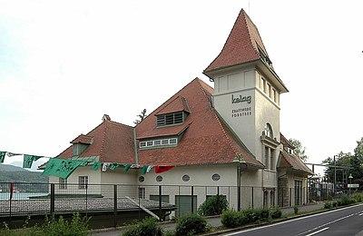 Picture of Kraftwerk Forstsee