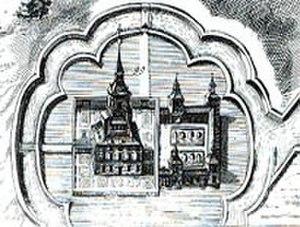 Torre de la Parada - Print of 1656