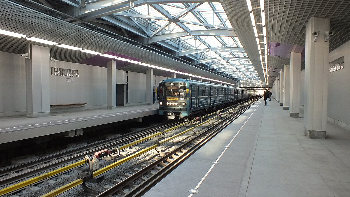 Metro station Sukharevskaya 22