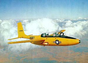 Temco TT-1 Pinto in flight (colour) c1957.jpeg