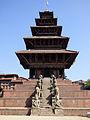 Temple at Bhaktapur.JPG