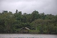 Temporary Home in the Wini River - panoramio.jpg