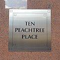 Ten Peachtree Place sign .jpg