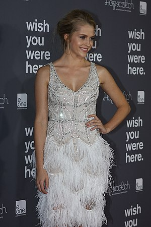Teresa Palmer - Palmer at the Wish You Were Here premiere at Entertainment Quarter Hoyts, Moore Park, Sydney, in March 2012