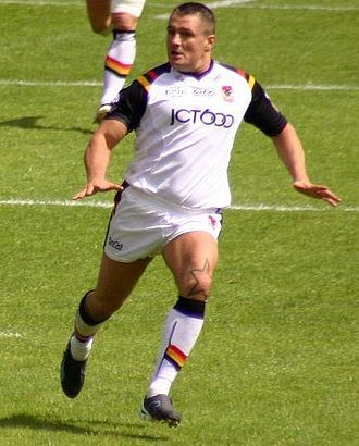 Terry Newton - Image: Terry Newton Bradford