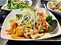 Thai chicken dish