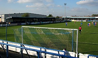 Halesowen Town F.C. - The Grove