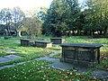 The Anglican and Methodist Church of St Matthew, Rastrick, Graveyard - geograph.org.uk - 1024227.jpg