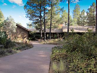 The Arboretum at Flagstaff - The Arboretum at Flagstaff located in Flagstaff, Arizona, USA
