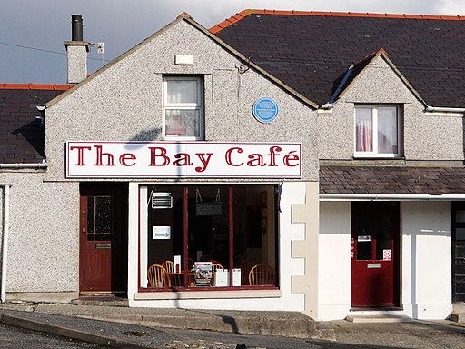 The Bay Cafe, Trearddur Bay DSC05724c
