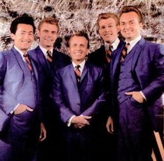The Blackwood Brothers American southern gospel quartet