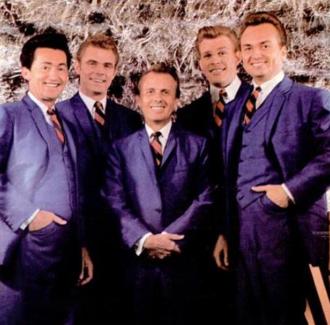 The Blackwood Brothers - The Blackwood Brothers Quartet in 1965