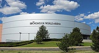 Broadmoor World Arena (1998)