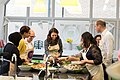 The Duke and Duchess Cambridge at Commonwealth Big Lunch on 22 March 2018 - 055.jpg