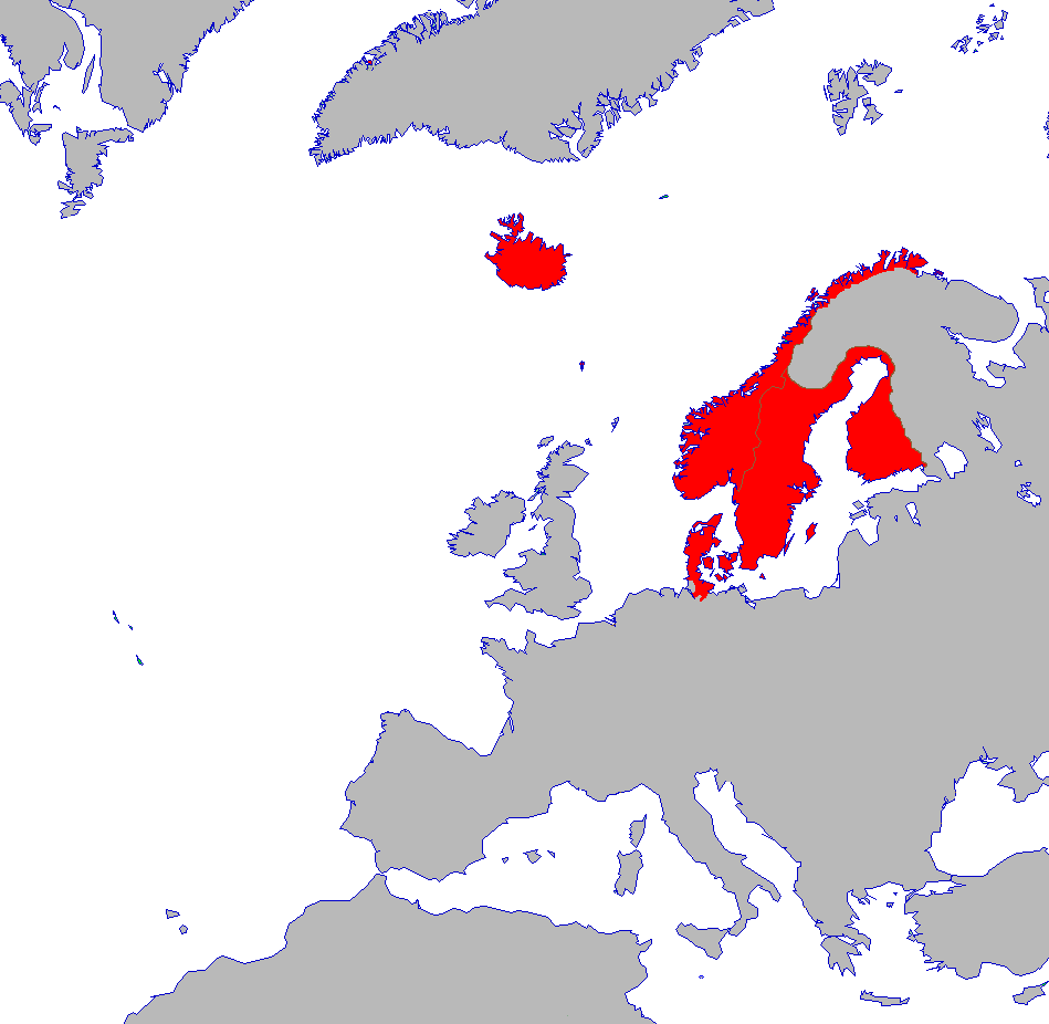 The Kalmar Union at the beginning of the 16 Century