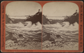 The Maid of the Mist in the Whirlpool Rapids, by Barker, George, 1844-1894.png