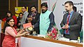 The Minister of State for Social Justice & Empowerment, Shri Ramdas Athawale presented the Achievers' Awards, at a function, in New Delhi on February 06, 2017 (1).jpg