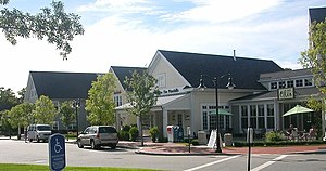 The Pinehills, Massachusetts - The Village Green of The Pinehills