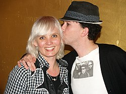 The Raveonettes by David Shankbone.jpg