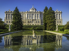 Royal Palace of Madrid - Wikipedia