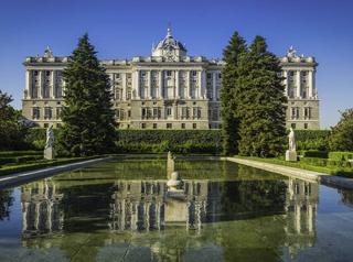 Royal Palace of Madrid Royal Palace of Madrid