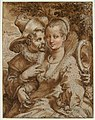 The Sense of Sight from the series The Five Senses by Hendrick Goltzius.jpg