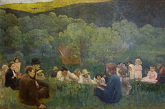 The Sermon on the Mount Károly Ferenczy.jpg