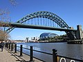 The Tyne Bridge, Newcastle (geograph 2895510).jpg