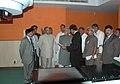 The Vice President, Shri Mohd. Hamid Ansari visits the Curie-Abdur Razzaque Ansari Cancer Institute, at Ranchi, Jharkhand on September 10, 2009.jpg