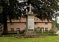 The War Memorial at Great Livermere - geograph.org.uk - 632875.jpg