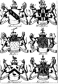 The arms of the nobility, of England, Scotland and Ireland, brought down to the year 1778 Fleuron T118793-44.png