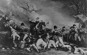 The battle of princeton by john trumbull.jpg