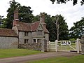 The eastern gatehouse for Parham Park (geograph 4631488).jpg
