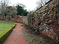 The eastern wall of the walled garden - geograph.org.uk - 768284.jpg