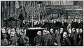 The funeral ceremony of the Charles Darwin at Westminster Ab Wellcome V0018693.jpg