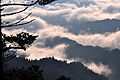 The interplay of the clouds and the hills. (8642446246).jpg