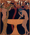 The songs or Bilitis George Barbier.jpg