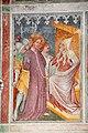 Thoerl Pfarrkirche St Andrae Passion 7 Christus vor Kaiphas 08022013 268.jpg