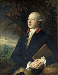 Thomas Pennant, retratat per Thomas Gainsborough (1776)