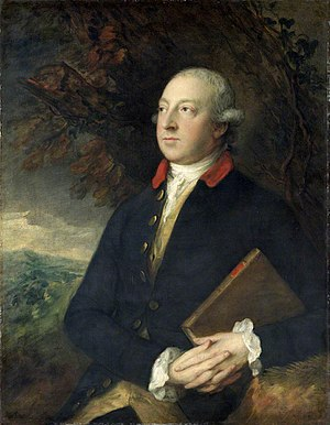 Thomas Pennant - Thomas Pennant by Thomas Gainsborough (1776)