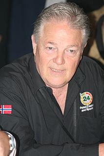 Thor Hansen Norwegian poker player