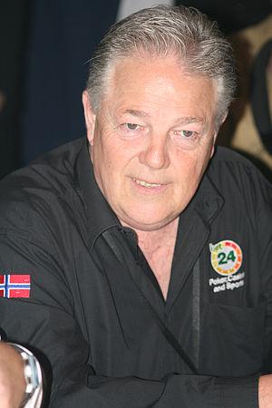 Thor Hansen - Image: Thor Hansen 2008